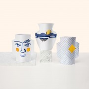 Vases Janus, Salina, Nomade