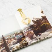 Marque-pages «homard bon vivant» – Brass