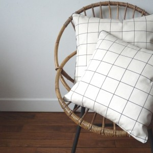 Coussin Check3